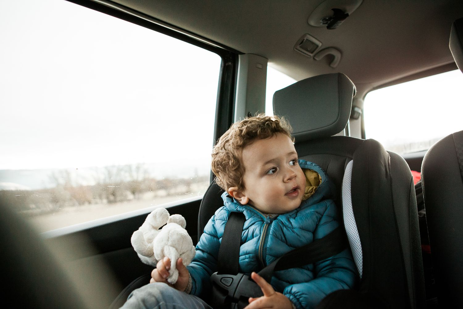 Car travel with toddlers